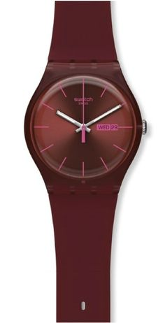 Burgundy Rebel Swatch. I wear it to Clinicals, but its too loud to sleep with.