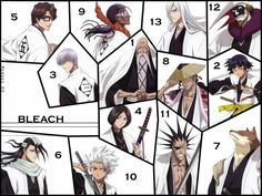 First aired at Bleach anime series still on going until today! having tons of fan even at the beginning of the series, Bleach able to . Ukitake Bleach, Kon Bleach, Ichigo Y Rukia, Bleach Art, Anime Nerd, Sad Anime, Kawaii Anime, Manga Anime, Bleach Anime