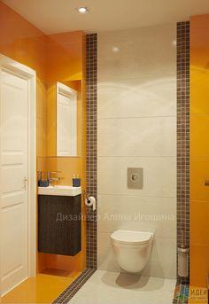 Решения для маленьких ванных комнат