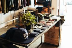 Opening a progressive, upscale mens' shop in a beach town known for its flip flops and shorts wasn't exactly a sure thing. Yet with its well curated selection of jeans, shirts, boots, and other essentials, Lone Flag has become a...