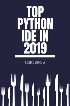 Welcome folks I am back with another blog post so in this post I will be talking about top 10 IDEs of python period. So you all know Python is a very popular language in this modern programming world.  Every developer out there in the world uses Python in this modern age. It's use cases are numerous ranging from machine learning to data science. so it's a good thing to talk about the top 10 integrated development environment of python.