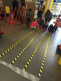 Monster Jam party ideas --local Home Depot; building party!