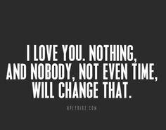 That's so true...
