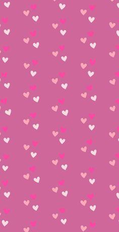 Cute Flower Wallpapers, Simple Wallpapers, Cute Wallpaper Backgrounds, Disney Phone Wallpaper, Heart Wallpaper, Pink Design, Aesthetic Backgrounds, Iphone, Yolo