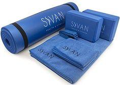Health and Fitness Yoga Set 6-Piece