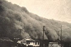 Dust Bowl during the 30s