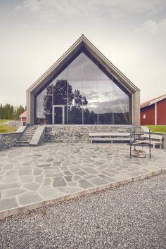Hunter's Hall / Bergersen Arkitekter