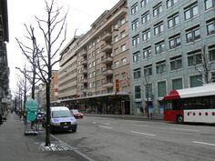 Boulevard de Perolles Chocolate Fondue, Street View, Breakfast, Morning Coffee
