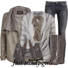 I WANT ALL OF THESE: Outfits in earthy tones for woman | Just Trendy Girls