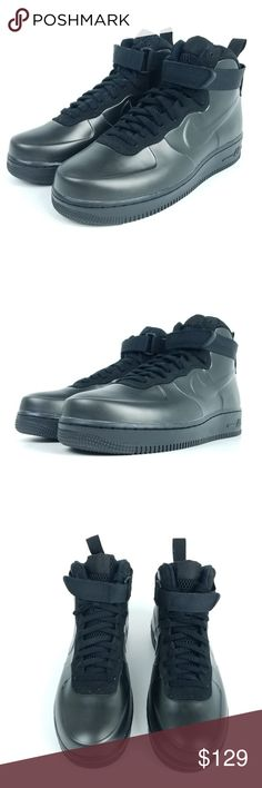 8cd85bca4c4 NIKE Air Force 1 Foamposite Cup Mens Shoes Black Product Name  Air Force 1  Foamposite Cup Style Number  001 Size  Multiple Sizes Color  Black