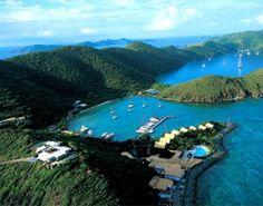 Peter Island Resort in the BVI