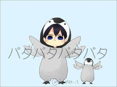 Kageyama Tobio, Haikyuu Yaoi, Kagehina, Hinata, Cute Anime Wallpaper, Hyouka, My Collection, Anime Chibi, Anime Comics