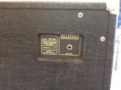 German Vintage! ALLSOUND 4x12 Box 4Ohm in Stuttgart - Stuttgart-Süd | Musikinstrumente und Zubehör gebraucht kaufen | eBay Kleinanzeigen