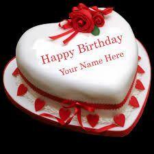 Write Your Name On Birthday Celebration Cakes Online