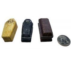 Coffins- Set of 3