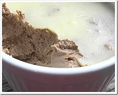 how to make liver pate with beef liver