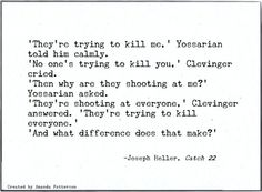 Quotable - Joseph Heller