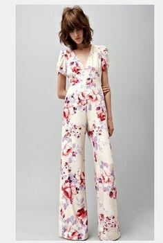 Blooming jumpsuit