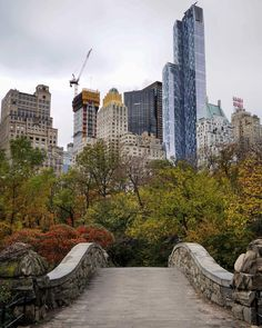 Gapstow Bridge Central Park NYC