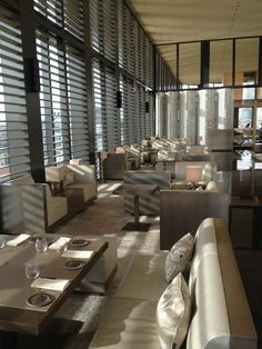 Highlight: The Armani Hotel. Milan by Jean Glock Armani Interiors, Hotel Interiors, Hotel Architecture, Architecture Design, Armani Hotel Milan, Lobby Interior, Interior Design, Hotel Concept, Hotel Lounge