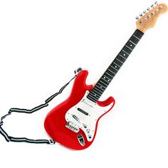 Kid's Simulation electric Guitar 6 strings for children's Musical Toys in Toys, Hobbies, Educational Toys, Music