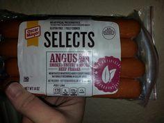 Oscar Mayer Selects Angus