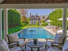 Famous folk at home: Brooke Shields and Chris Henchys new home in the Hamptons