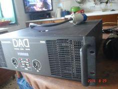 DAD PX 5000 | Amplificatori finali di potenza | Trova le offerte su Musicusata.it Conditioner, Audio, Home Appliances, House Appliances, Appliances