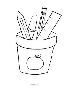 Hickman Five Coloring Pages Back To School