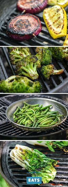 Here's a list of unexpected vegetables you can in fact grill, and ought to try, stat.