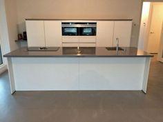 Beste afbeeldingen van keuken en woonbeton berkersvloeren in