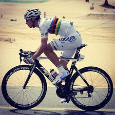 World Champion Rui Costa