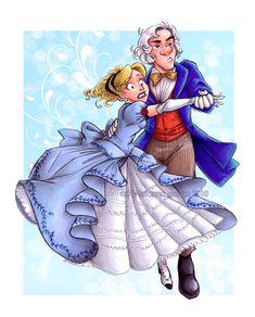 Disney: Alice in Wonderland: Disney Funny: Disney Princesses: Disney Sketch: Disney Art: Alice: Mad Hatter: tango by briannacherrygarcia.deviantart.com on @deviantART
