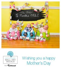 Thank you March of Dimes for helping these babies celebrate sweet milestones! #imbornto