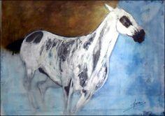 Free Spirit II Chakib Benkara Fine Artist