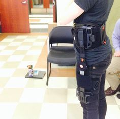 Hip brace for EDS instability - a new one to try. Ehlers Danlos Syndrome hip subluxation