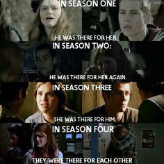 teen wolf stydia moments - Buscar con Google