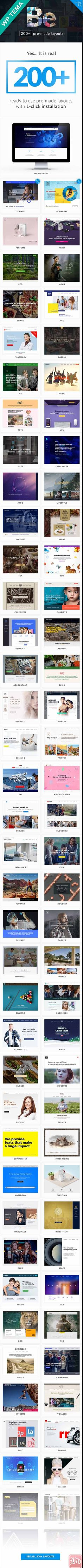 ThemeForest – BeTheme v12.8 – Responsive Multi-Purpose WordPress Theme – 7758048