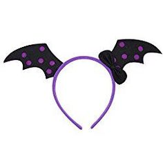 Disney Junior Vampirina party favors-bat ears headband