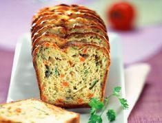 Cake aux légumes d'été