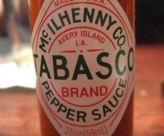 Remove Tabasco Sauce Stain