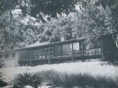 Casa Accioly. Petrópolis/RJ, 1950. Arq. Francisco Bolonha.