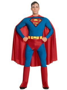 Man of Steel Superman Halloween Costumes.The best Man of Steel Superman Halloween costumes are for sale below. Man of Steel Superman Halloween Costumes. Superman Halloween Costume, Halloween Kostüm, Halloween Outfits, Halloween Costumes, Halloween Carnival, Superhero Halloween, Party Costumes, Movie Costumes, Men Suits