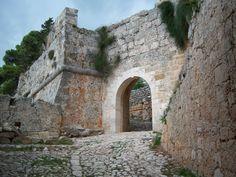 Kefalonia Greece Wedding, Saint George, Venetian, Barcelona Cathedral, Castle, Places, Travel, Wedding In Greece, Viajes