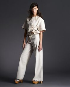 The Financial Times-How To Spend It Magazine - WIDE-LEG TROUSERS THAT WOW