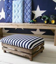 e kent ze wel: die leuke houten kratjes als decoratie in het huis of de tuin. Lees hier hoe je er met een paar simpele stappen een ontzetten...