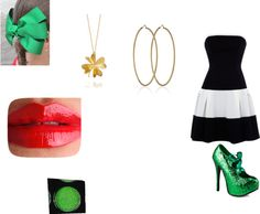 """St. Patrick Day"" by minnow-star on Polyvore"