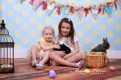 Easter Mini-Sessions, Live bunnies, Live chicks, Photography, Franklin, Indiana, www.melissatunigphotography.com, www.facebook.com/melissatunisphotography