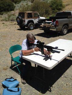 Private lesson AR-15