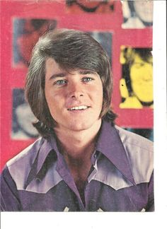 Bobby Sherman, Double Sided Full Page Vintage Pinup